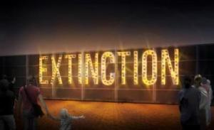 nuit blanche square claude bernard extinction