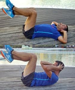 sport sans materiel lifestyle life crunch